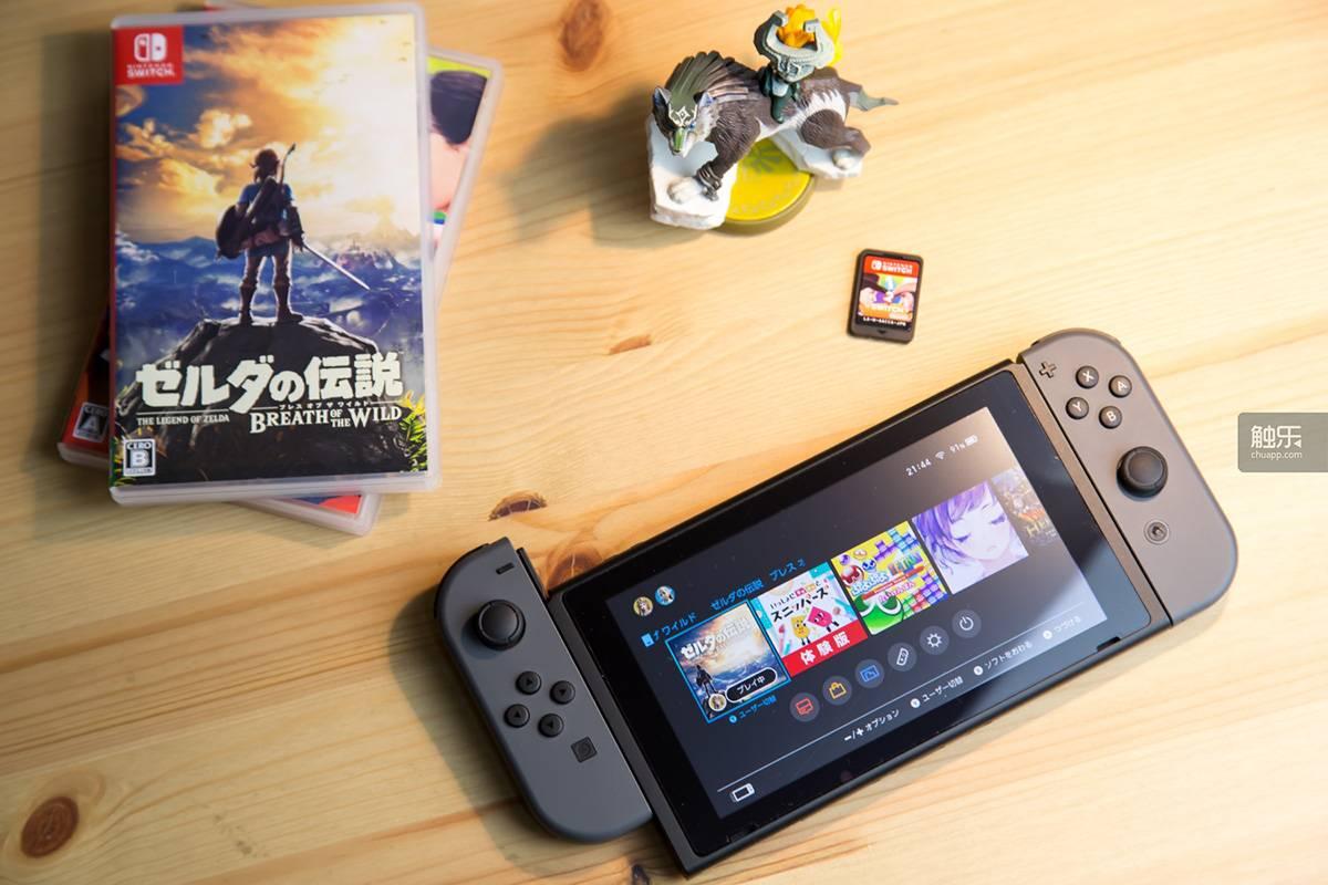 """任天堂Switch问题不少,却是现在最""""无可替代""""的游戏机"""