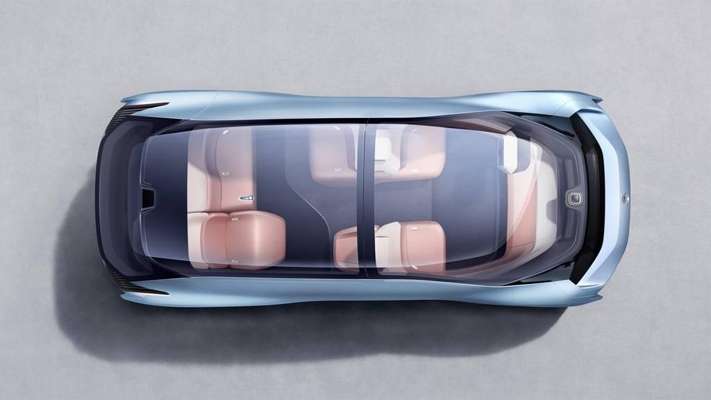 """车厂造概念车已然不是啥新鲜事,所以蔚来汽车搬来了一套""""概念房"""""""