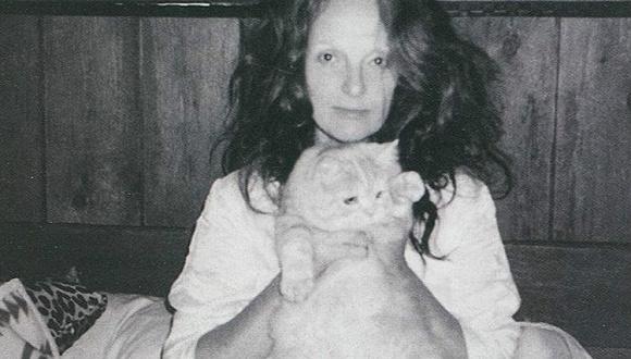 【i-D中国】关于Grace Coddington和她的猫 多位时装界大咖在十年前问了这些问题