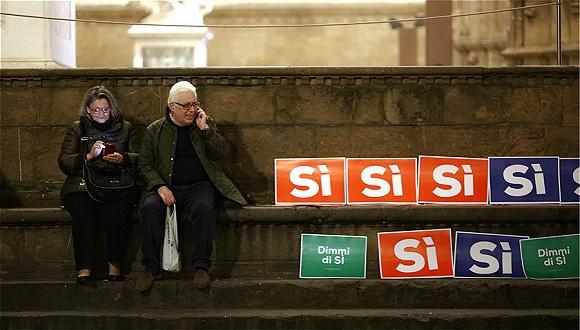从英国投票、美国大选到意大利公投 时尚界今年集体站队押错宝