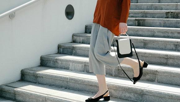 【是日美好事物】简约风格新秀品牌Cafuné 以雏菊为主题的鞋履系列