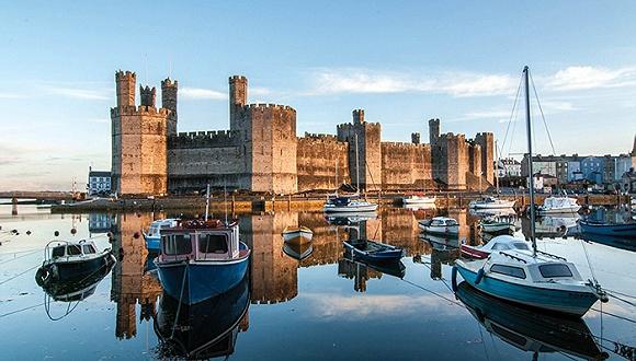 【图赏】一个把家乡威尔士的美拍不够的摄影师