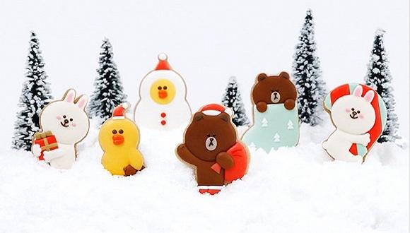 【是日美好事物】Stella McCartney早春系列 日本限定的Line Friends圣诞饼干