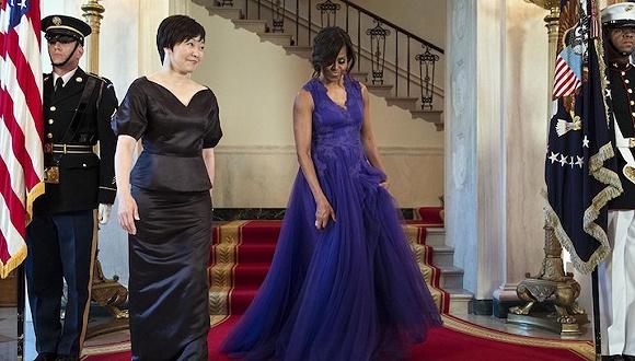 【衣帽间】回顾米歇尔·奥巴马时尚之路 数数这位前第一夫人钟爱的时尚品牌