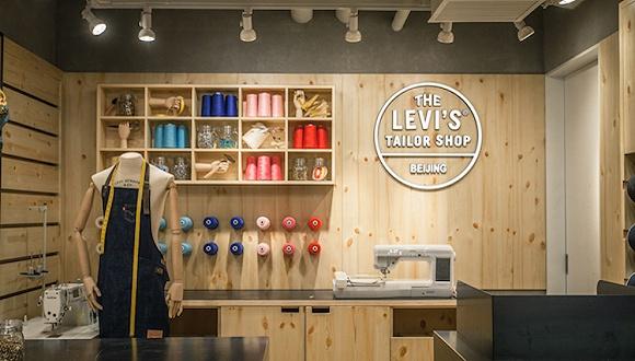 Levi's想找到重夺年轻人的方法 它会在中国获得灵感吗?