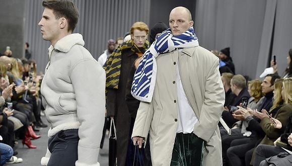 面对Balenciaga 2017秋冬男装秀 可能你又要说看不懂了