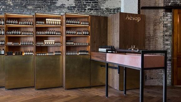 把店铺做成了城市缩影  Aesop这三家新店很值得逛
