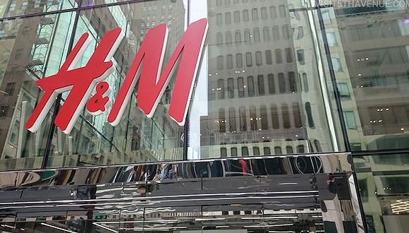 2016年H&M过得颇有挑战性 三年来营收增长首次跌破两位数