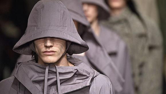 【伦敦男装周】世界的每一分不安 都藏在伦敦今天的几场秀里了