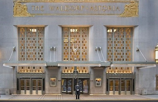 奢华酒店闭门改造为私人公寓 纽约华尔道夫还能续写传奇吗?