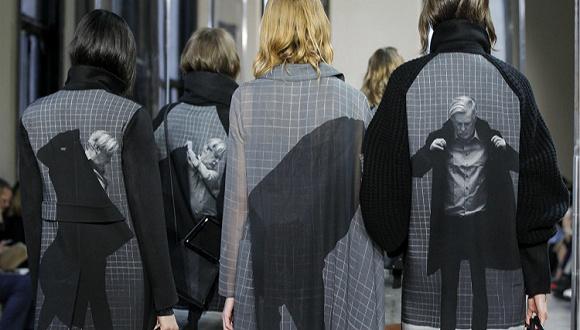 【巴黎时装周】排在后程发布的牌子准备用这些衣服来博眼球