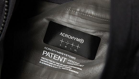Zara涉嫌抄袭一个叫ACRONYM的品牌 正好给你普及下何为机能装备