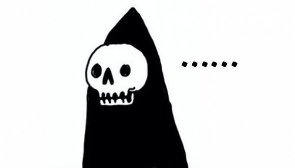 傻黑冷的重口味小漫画