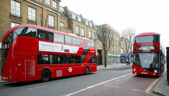 嫌用了五年的红色巴士太贵 伦敦决定不再购买新车