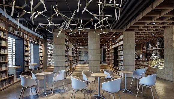 新华书店能有多时髦?保定这家新店走的是日式清新风