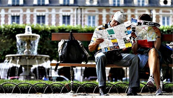 为拯救旅游消费市场 巴黎推出了五十九项振兴计划