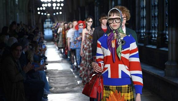 英国时尚行业遭遇7年来最严重缩水 7亿英镑蒸发