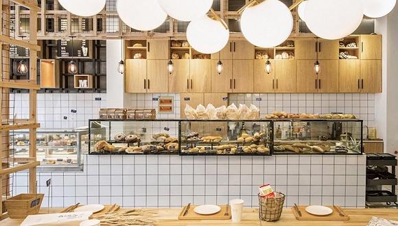 武汉这家面包房 看着像是无印良品和宜家的合体