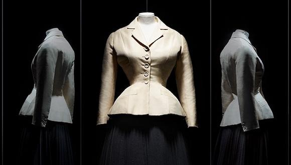 Dior历任设计师都做了啥 巴黎有个展览做了总结