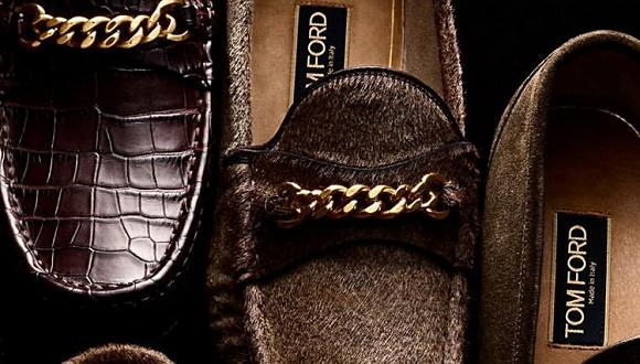 【是日美好事物】 TOM FORD推出乐福鞋履系列  还有Valentino 2017秋冬高定系列
