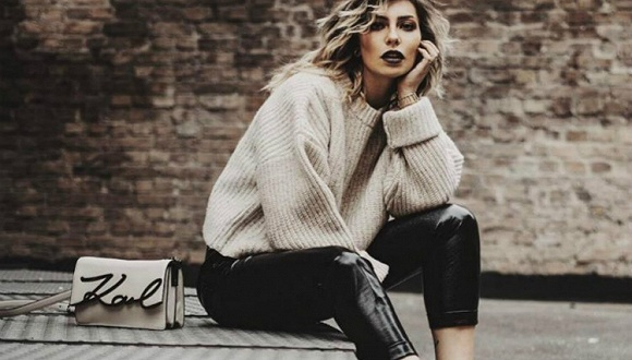 【是日美好事物】拥有一个Karl Lagerfeld签名的包包 Moncler 2017春夏新装