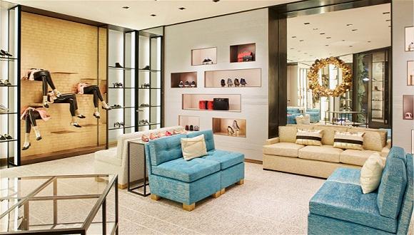 Chanel开了一家只卖鞋的店 好迎接马上到来的假日购物季