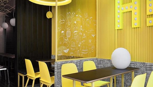 佛山有家很潮的茶馆 想通过设计让年轻人爱喝茶
