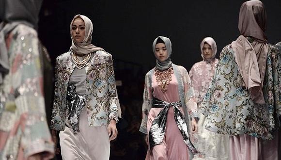 时装品牌和时尚杂志都盯上了穆斯林 中东市场是有前途还是虚火?