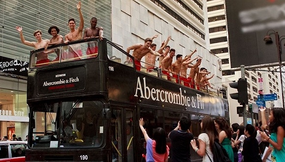 A&F中国第一家店告别中环 是香港零售不行还是这个品牌问题太多?