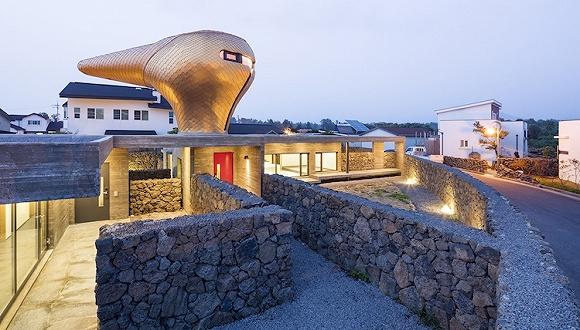 韩国有个建筑工作室 它设计的大楼有眼睛和鼻子