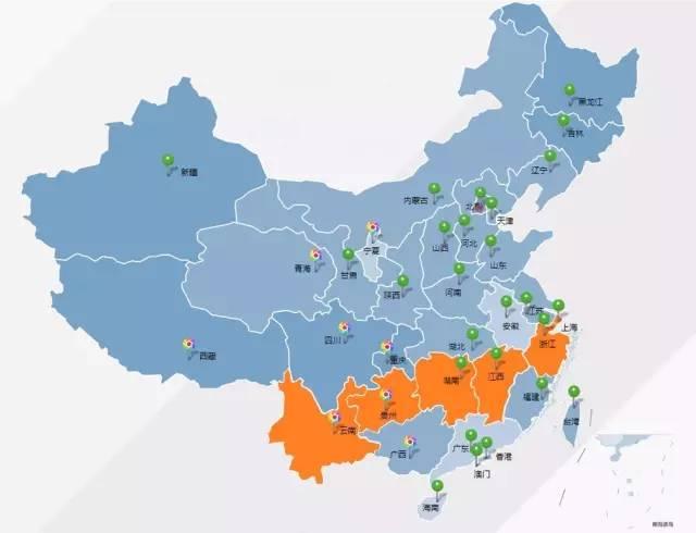 这大概是中国最美的一条高铁线了