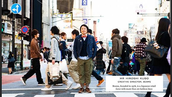 日本时尚40年变迁史:Beams视频背后的82个时尚造型和潮流文化