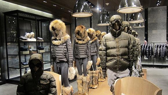 加拿大鹅不是羽绒服界唯一的明星  Moncler已经进入了十亿美元俱乐部