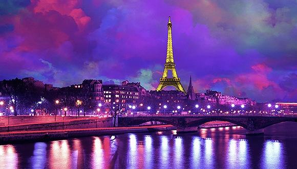 巴黎为埃菲尔铁塔重建价值2200万美元的玻璃墙