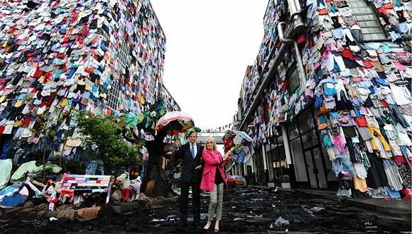 发展中国家也要被快时尚淹没了 服装行业的污染问题将更突出吗?