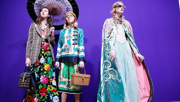 【是日美好事物】Gucci秋冬秀开启米兰时装周 深泽直人设计了一组保温瓶