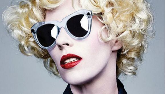 【是日美好事物】Karen Walker的新眼镜很酷 老佛爷的明星猫有布偶了
