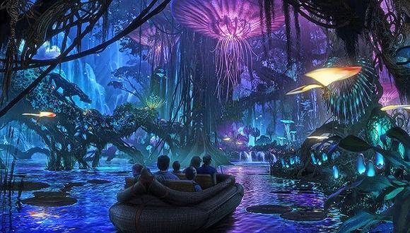 潘多拉——阿凡达世界将开放,以及未来全球备受期待的主题公园