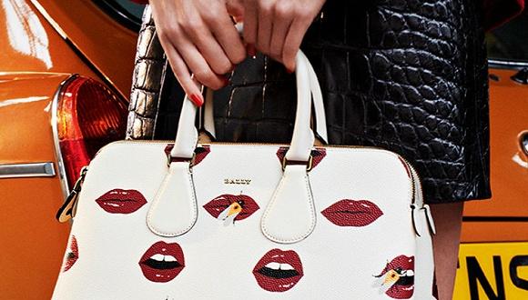 【是日美好事物】Bally新包包又来了 皇家艺术学生设计的圣诞贺卡