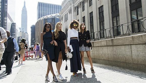作为第一大国 为什么美国没有法国那样的超级时装集团?