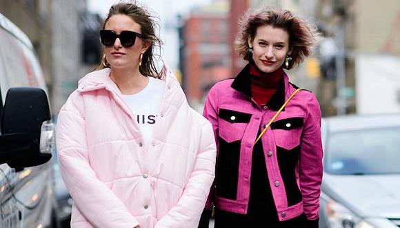 【衣帽间】冬去春来乱穿衣 推荐几个应景的时髦搭配方案