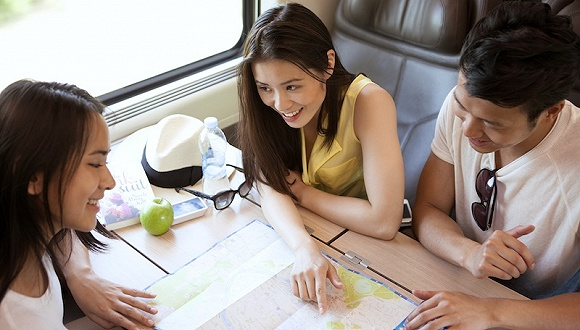 全球每年30万游客选择欧铁通票  然而省钱不再是它的卖点