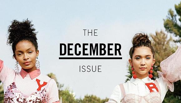 时代在变化 连青少年版Vogue都开始报道时政和社会新闻了
