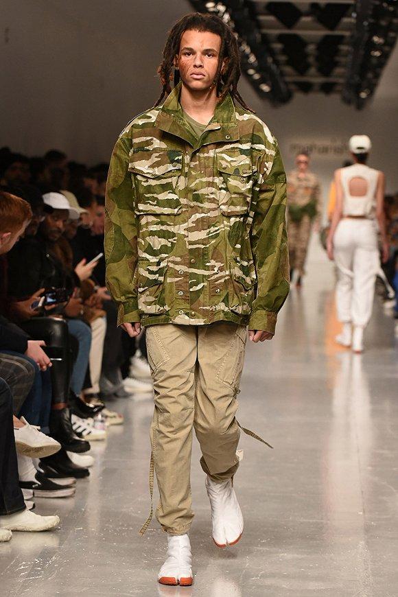 【伦敦男装周】把所见所想变成衣服 这三个品牌选择了各自的表达方式