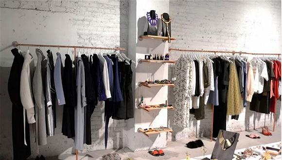 纽约这家时装店里没有销售 四十五位设计师直接和你面对面
