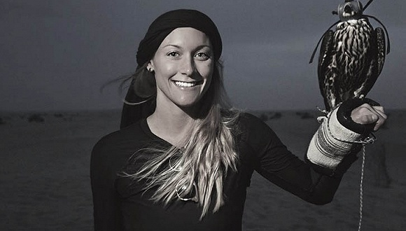 女性旅行样板间 27岁,成为了世界上第一个游遍196个国家的女性