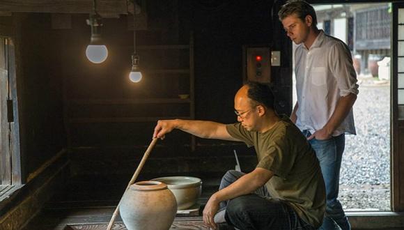 陶瓷编织珐琅器  Loewe办的手工艺大赛也逃不过这老三样