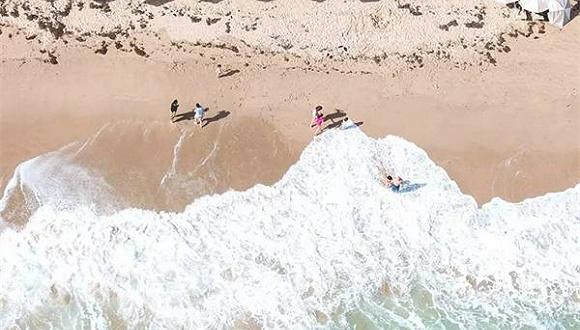 全美10大特色海滩,你快游过来