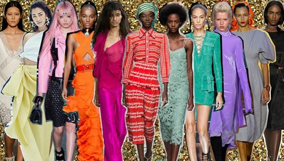 非裔和亚裔模特走上了T台 但这并不意味着时尚界就平等了