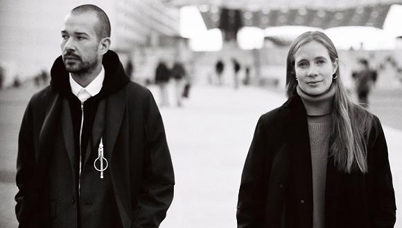 这对曾分别效力Supreme和Dior的夫妻档 将决定Jil Sander的未来命运